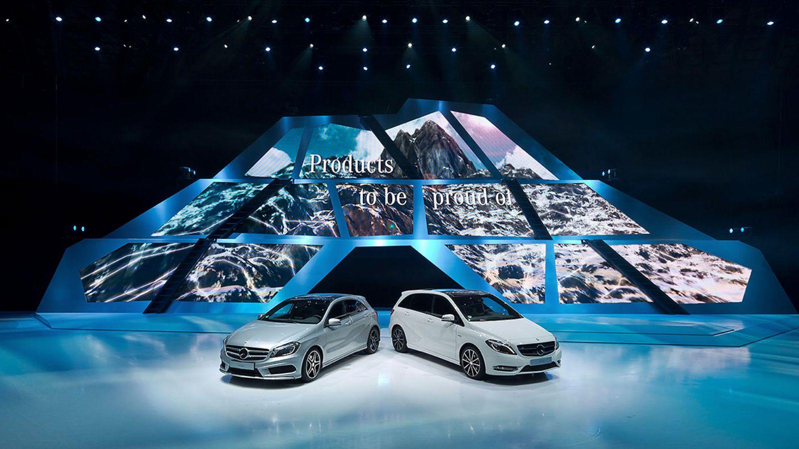 Guest management | Mercedes-Benz