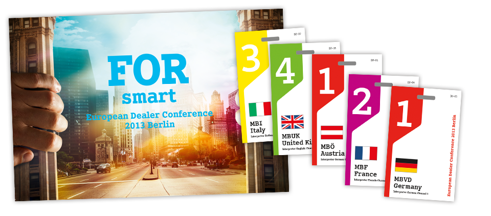 smart European Dealer Conference Berlin