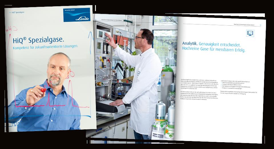 Linde Gas Katalog