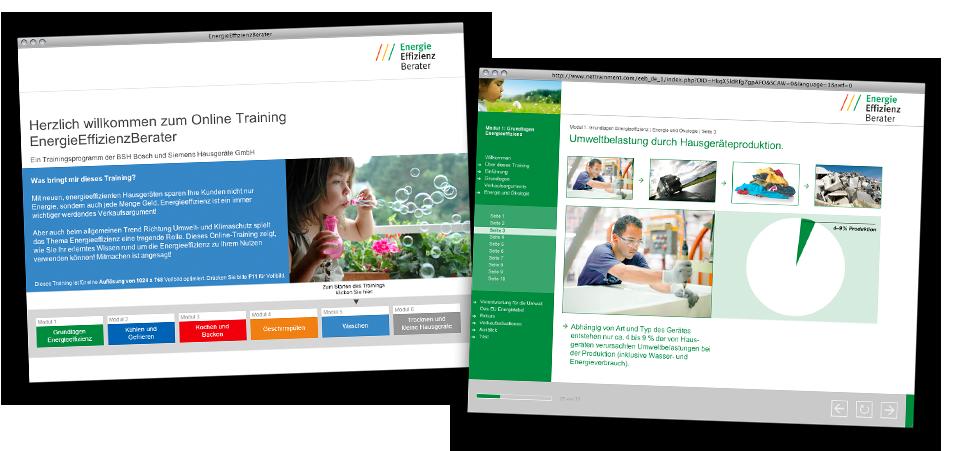 BSH E-Learning
