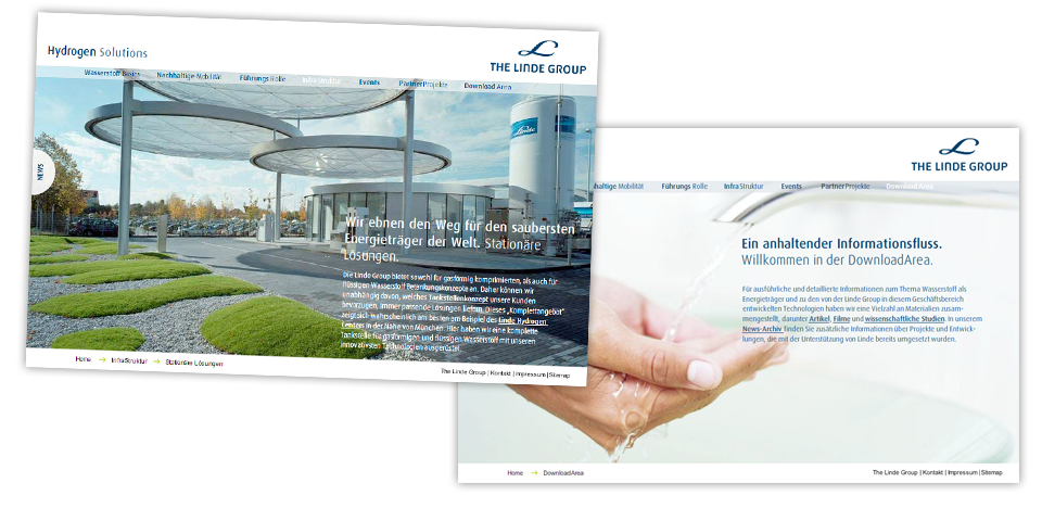 The Linde Group - Hydrogen Solutions
