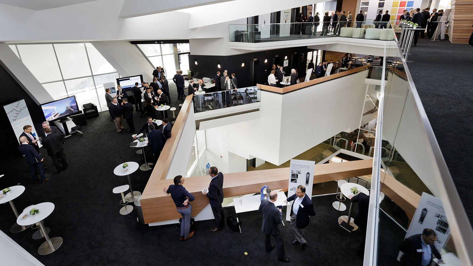 Corporate event | Linde