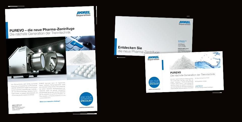 ANDRITZ Produktkampagne