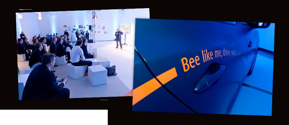 BeeZero PR Launch
