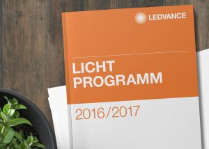 Catalog design| LEDVANCE