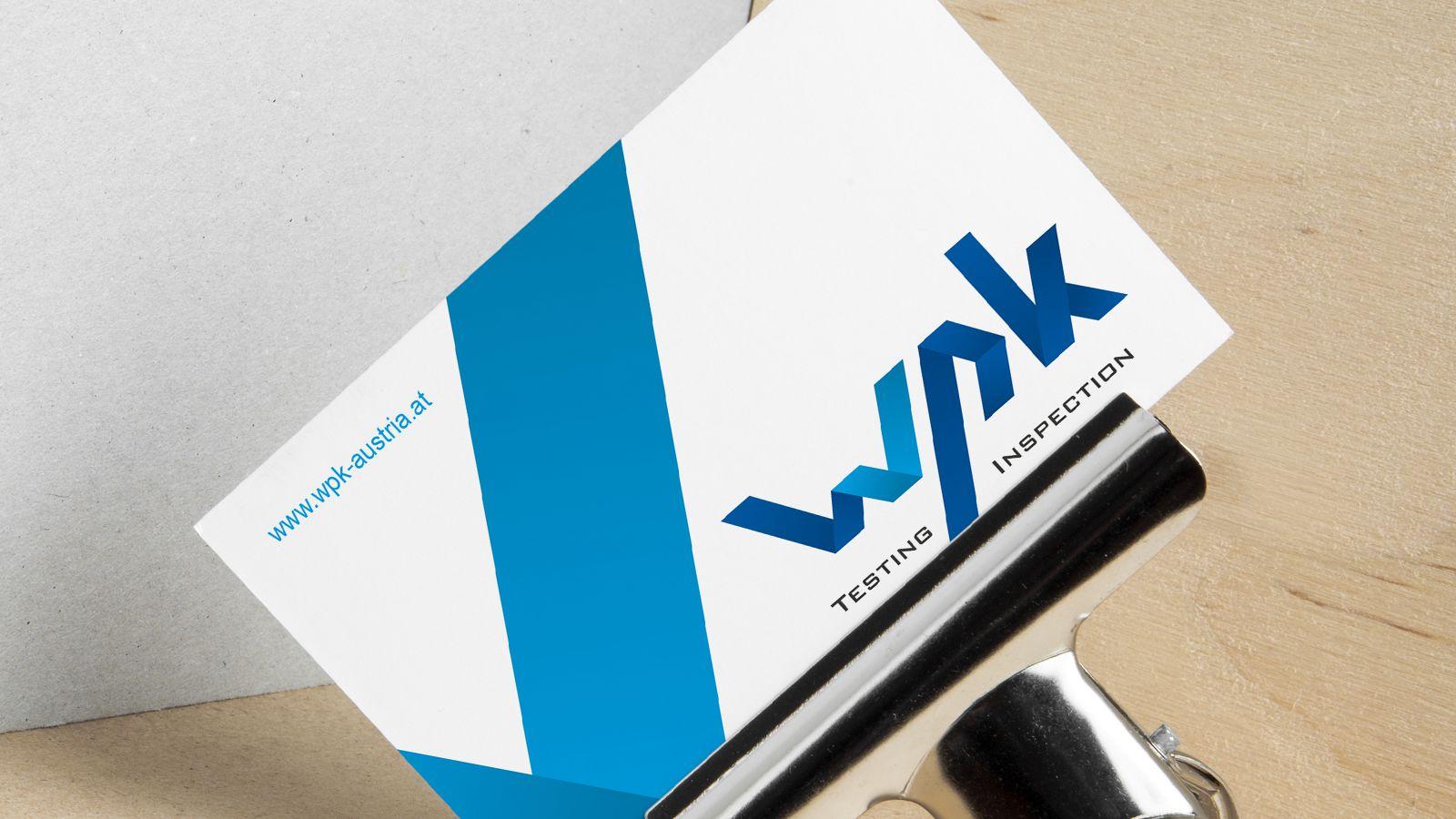 Corporate design | WPK Austria GmbH