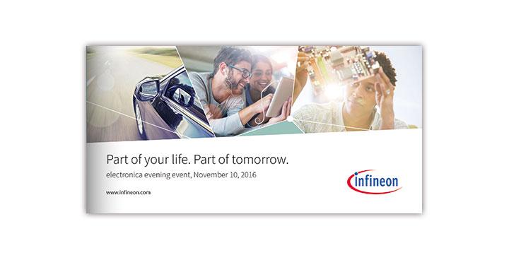 electronica customer event - Infineon setzt bei Gästemanagement auf SELECTID