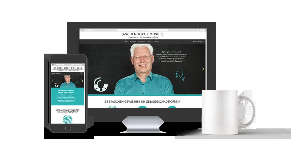 Aschendorf Consult Website