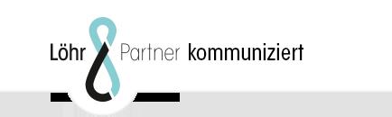 Löhr & Partner – Werbeagentur aus München Logo