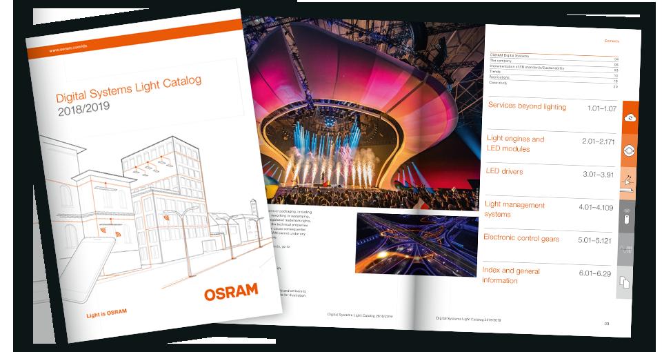 OSRAM Light catalog