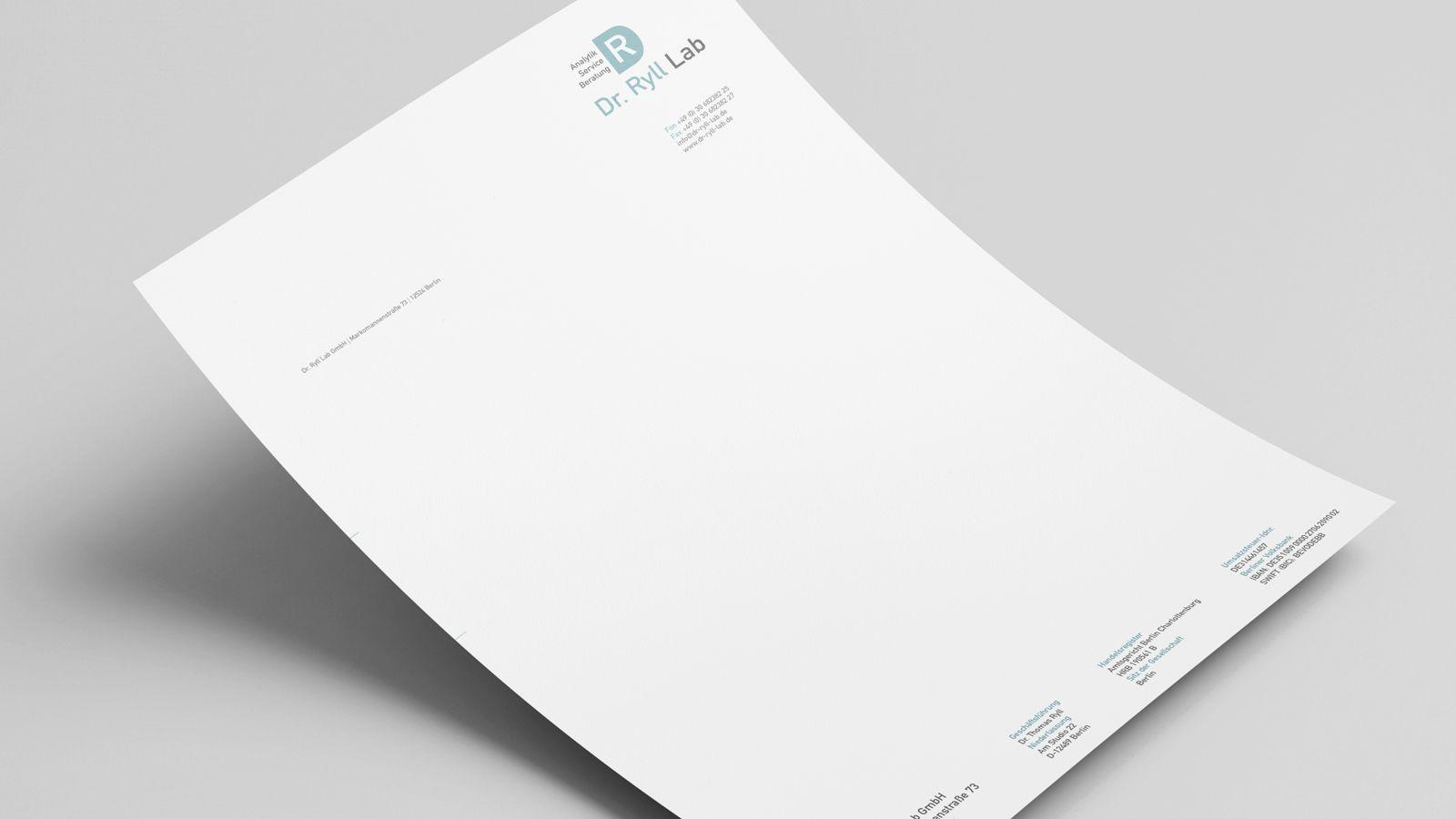 Start-up-Marketing | Dr. Ryll Lab GmbH