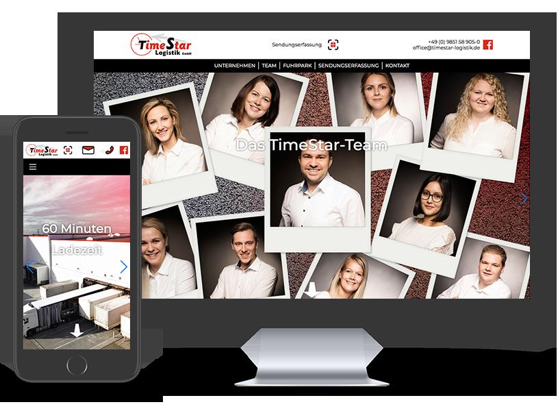 TimeStar Logistik GmbH - Case