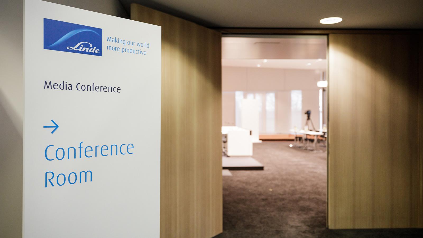 Media Conference | Linde